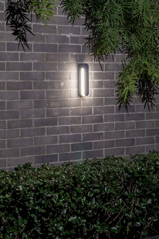 The Chicago Athenaeum - Clip Outdoor Lamp, 2017