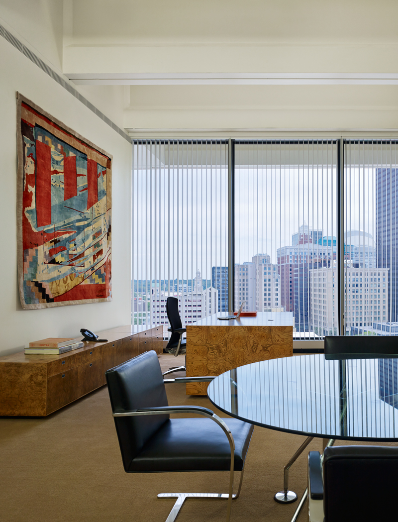 AMERICAN ENTERPRISE GROUP, NATIONAL HEADQUARTERS RENOVATION, Des Moines, Iowa | 2015
