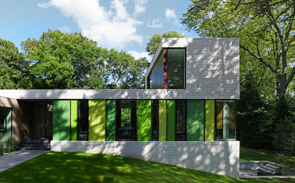 The Chicago Athenaeum 510 House Fox Point Wisconsin 2016