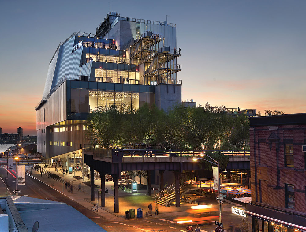 WHITNEY MUSEUM OF AMERICAN ART, New York, NY | 2015