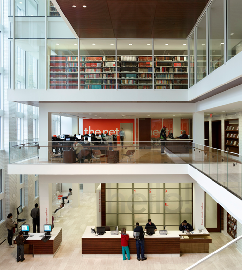 The chicago athenaeum st louis public library central - Interior design schools in st louis mo ...