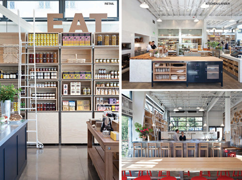 The Chicago Athenaeum Shed Store And Cafe