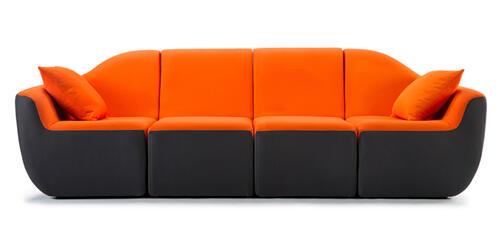The Chicago Athenaeum - OMO Modern Sofa 2014 - 2015