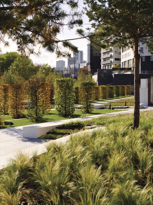 Urban Landscape Architecture Design